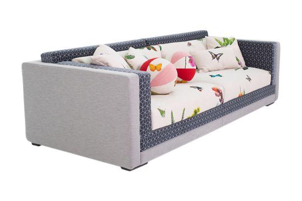 Karmakoma 3 Seater Sofa Sushi Edition by Moroso