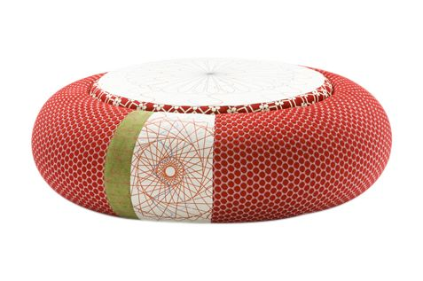 Donut Pouf Round Sushi Edition by Moroso