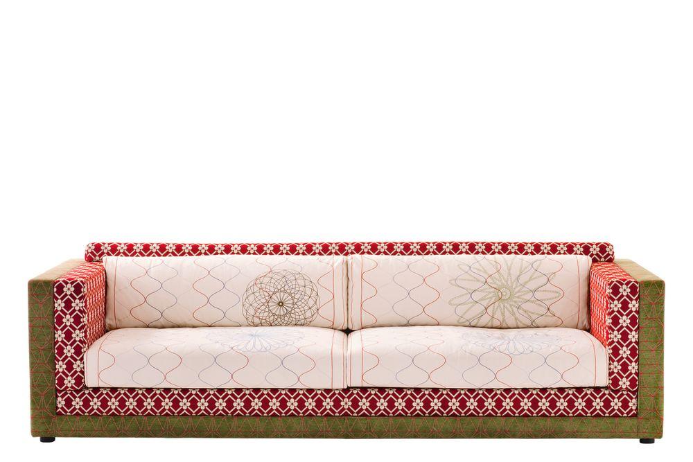 Karmakoma 3 Seater Sofa Sushi Collection by Moroso