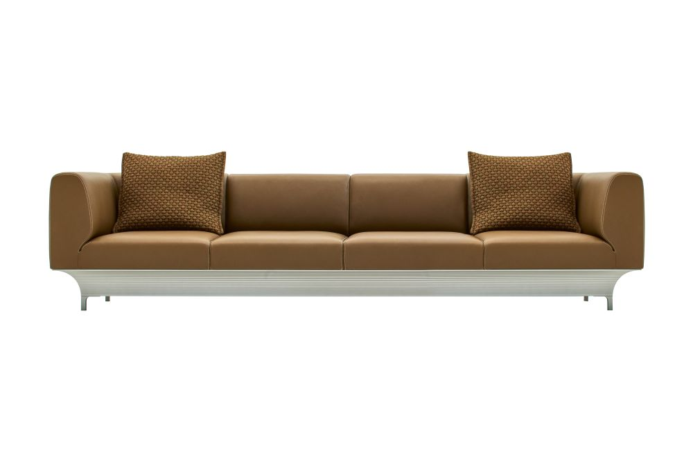 Teo 4 Seater Sofa by Moroso