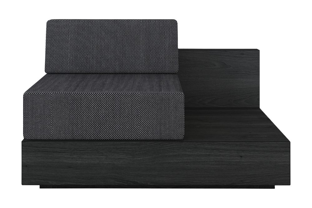 Mass Lounge Middle Left Sofa by New Works