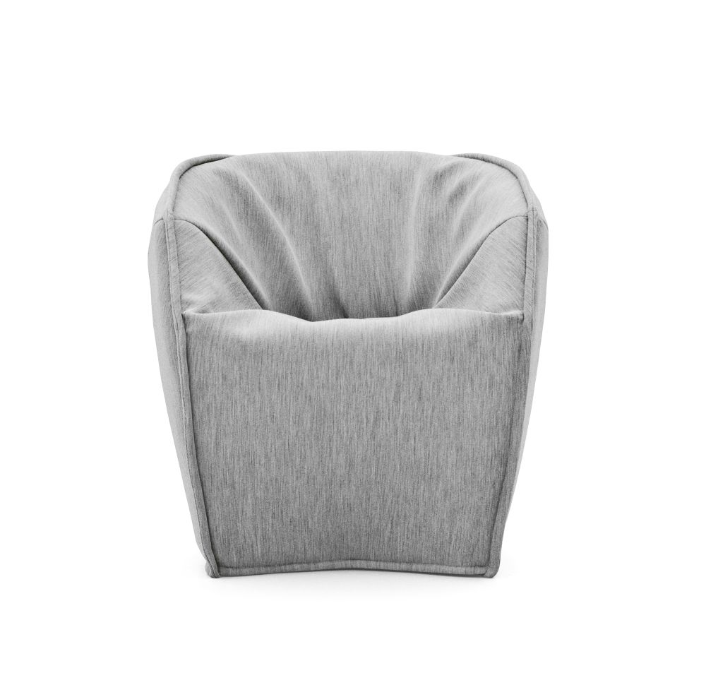 M.a.s.s.a.s. Armchair by Moroso