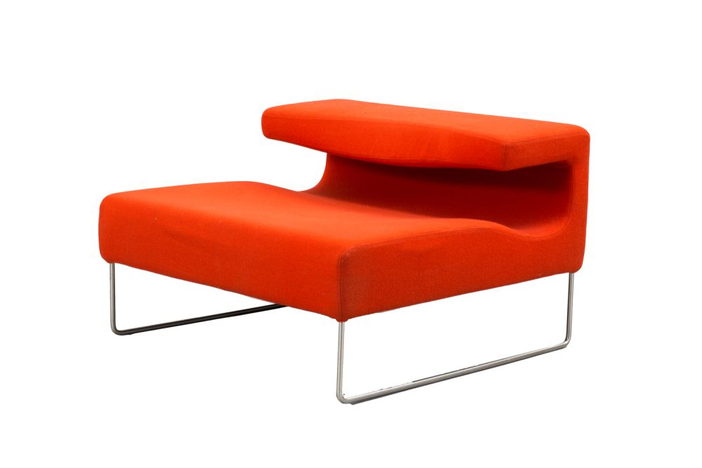 Lowseat Armchair by Moroso