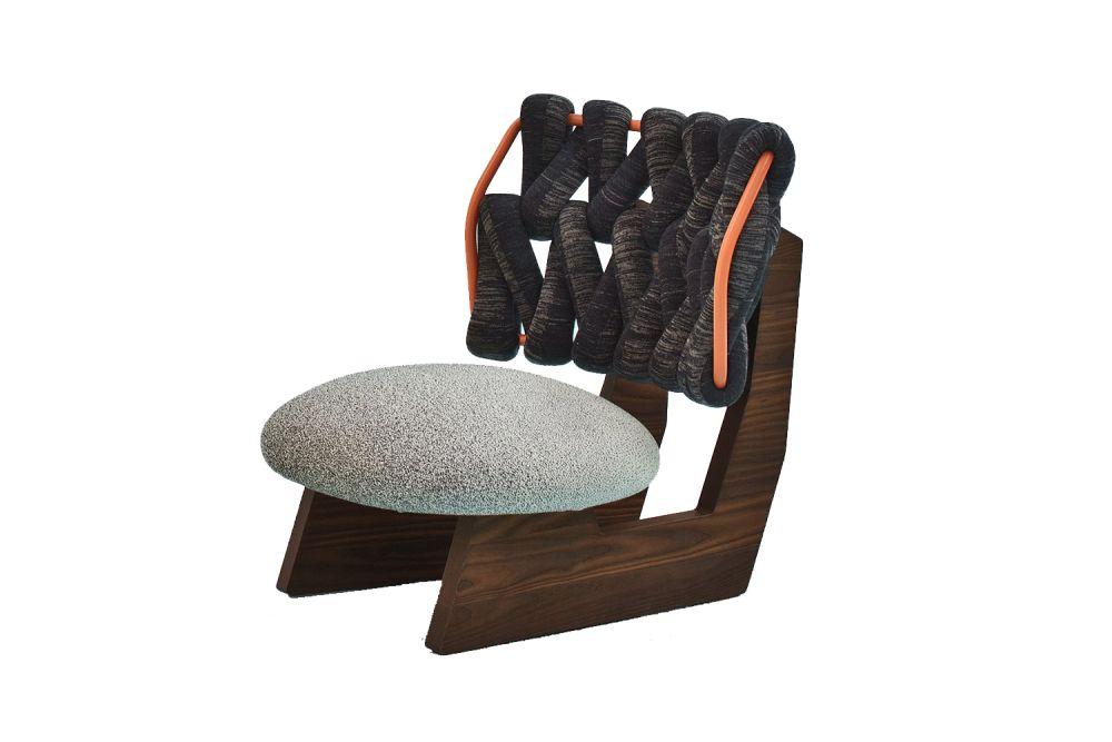 Biknit Small Armchair by Moroso