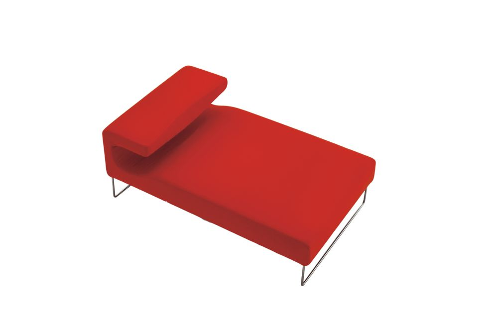Lowseat Chaise Lounge Chair by Moroso