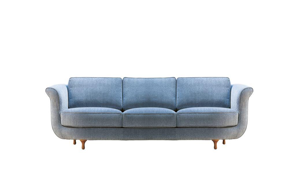 Big Mama 3 Seater Sofa by Moroso