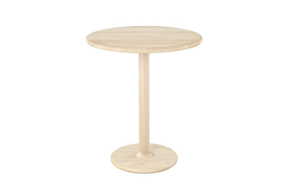 Solo Round Coffee Table by Mattiazzi