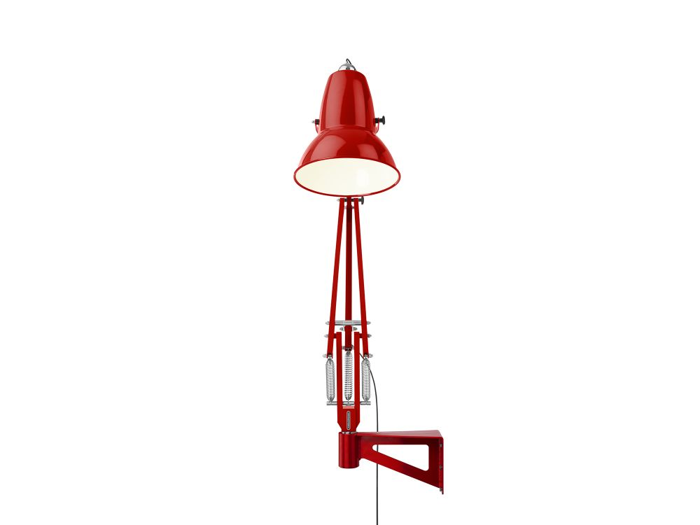 Original 1227 Giant Lamp with Wall Bracket by Anglepoise