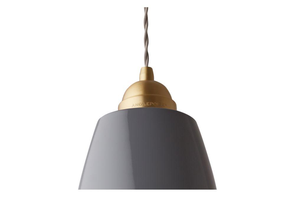 Original 1227 Brass Maxi Pendant Light by Anglepoise