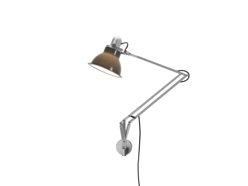 Type 1228 Lamp with Wall Bracket by Anglepoise