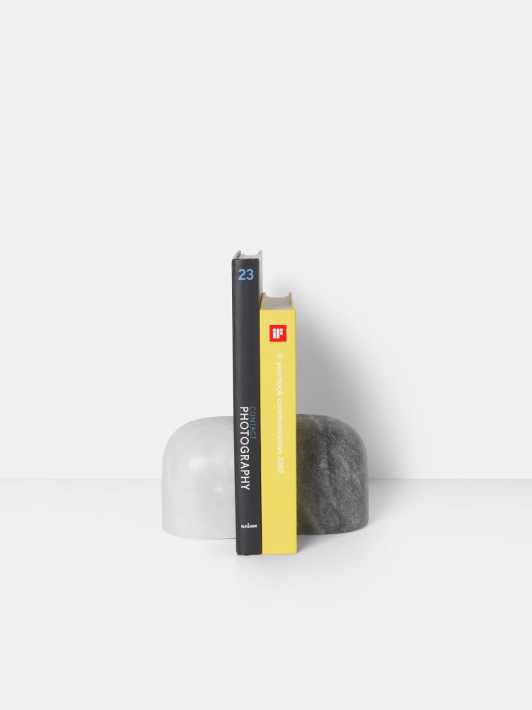 Luru Bookends - Set of 2 by ferm LIVING