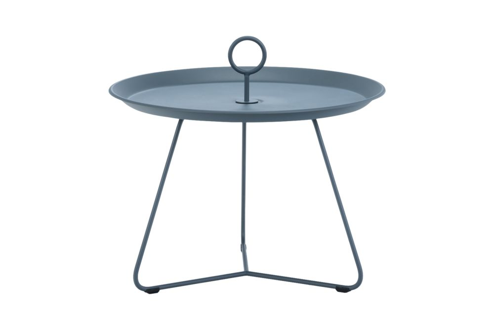 Eyelet Tray Side Table by HOUE