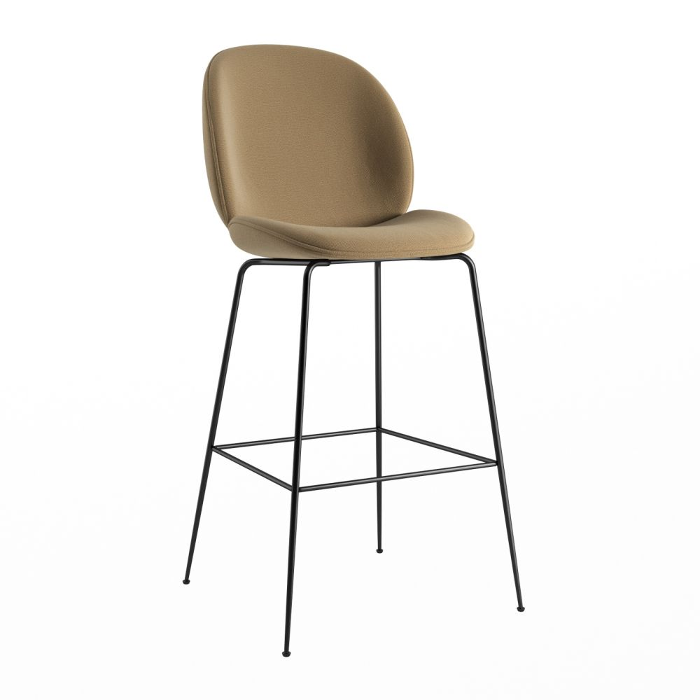Beetle Bar Chair - Fully Upholstered by Gubi