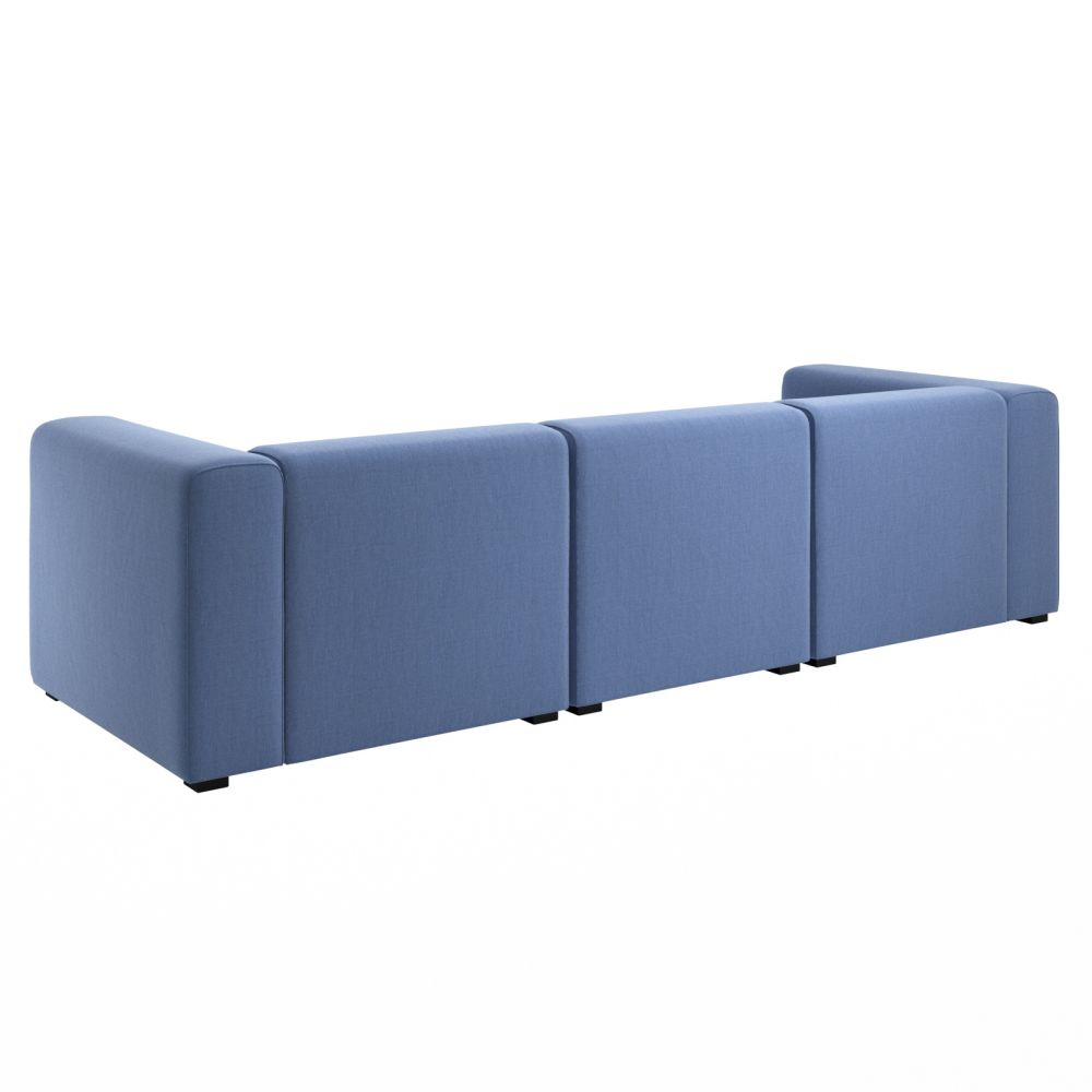Mags Three Seater Sofa by Hay