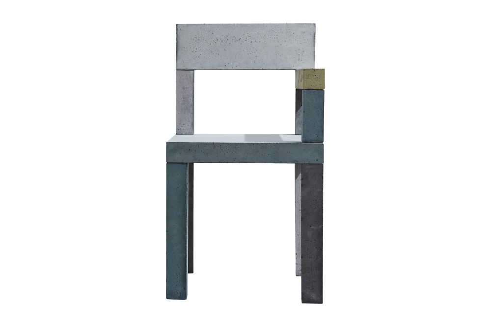 Untitled (Concrete Chair) by New Works