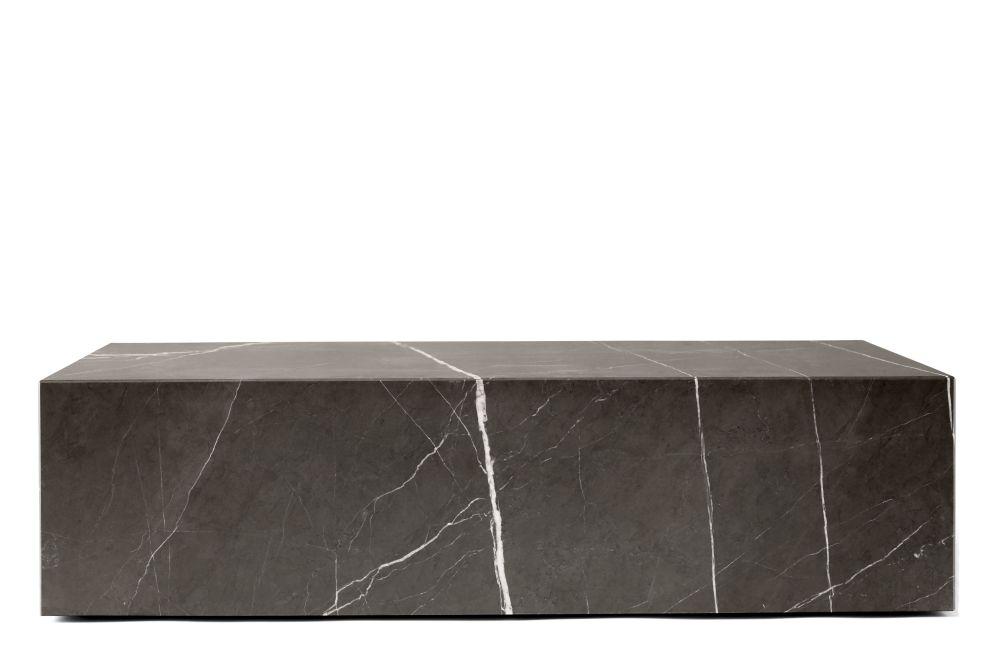 Plinth Low Coffee Table by Menu