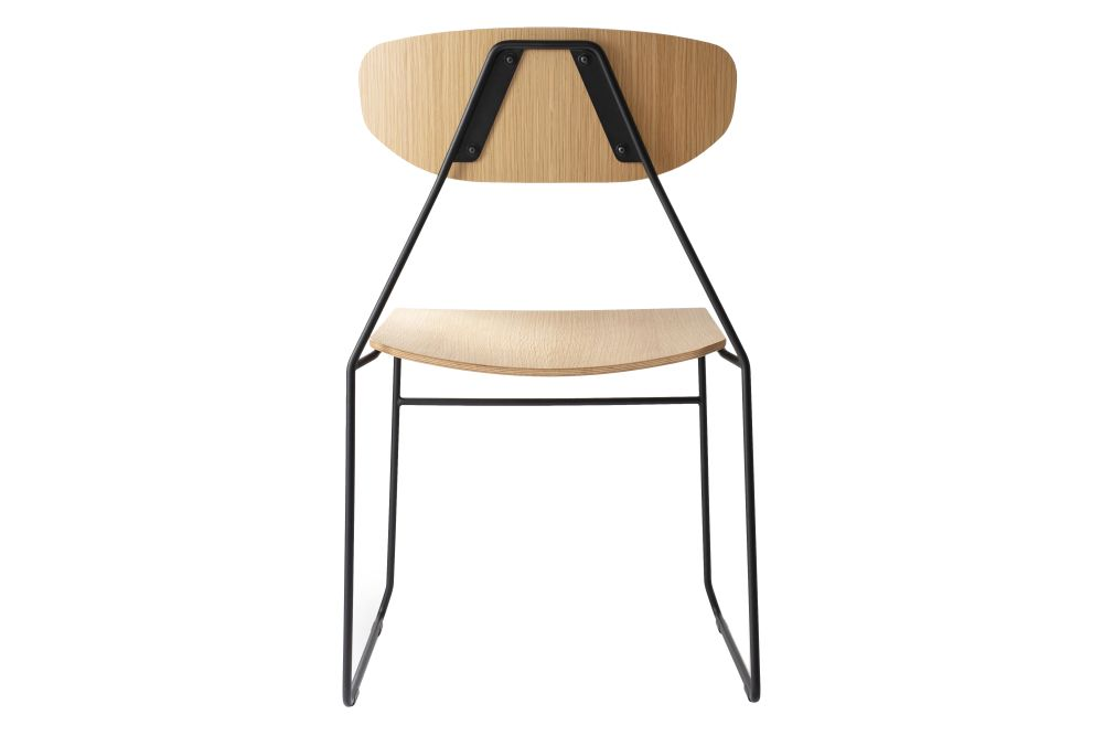 Naked Show Wood Dining Chair by Deadgood