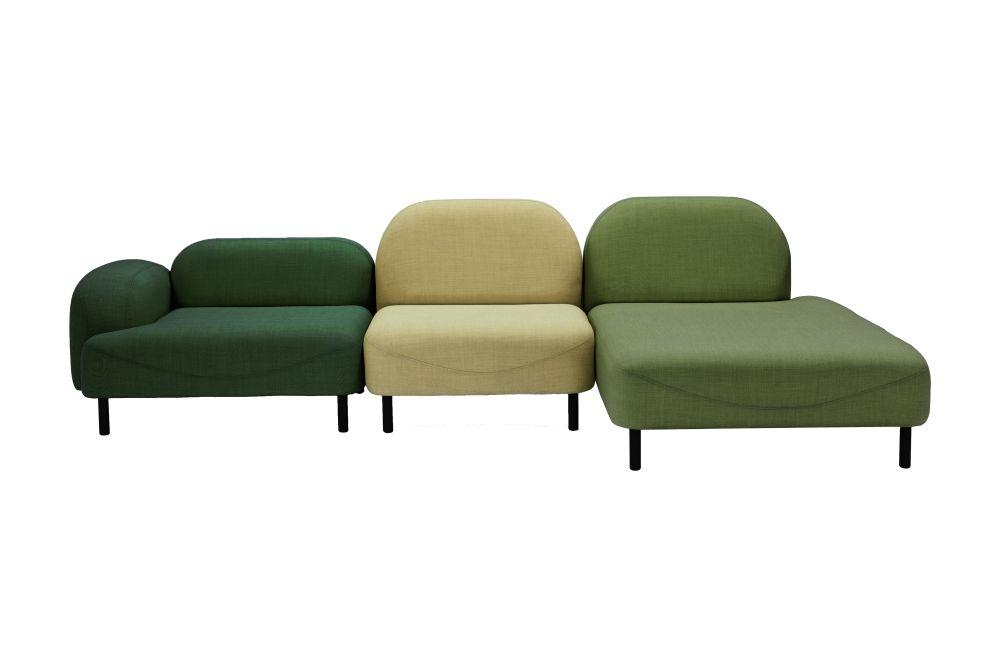 Scafell Modular Sofa - Configuration 01 by Deadgood