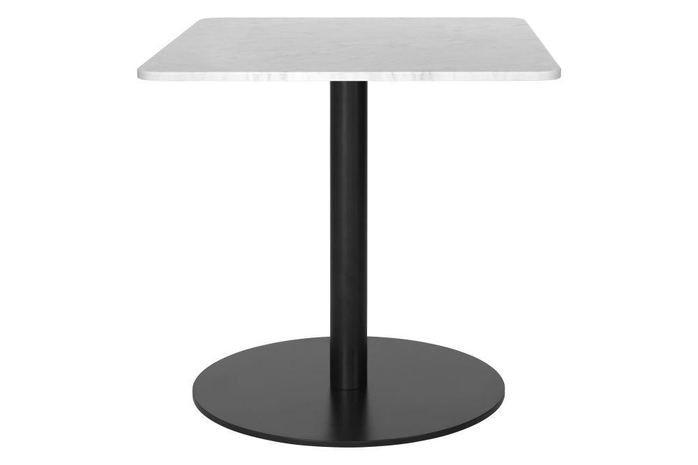 Gubi 1.0 Square Lounge Table by Gubi