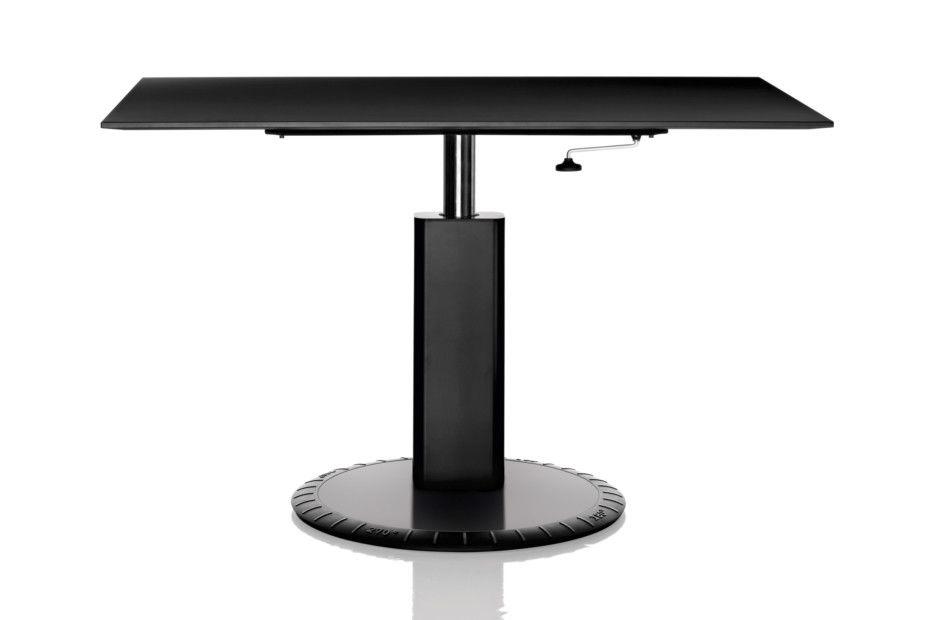 360° Adjustable Table - Rectangular by Magis Design