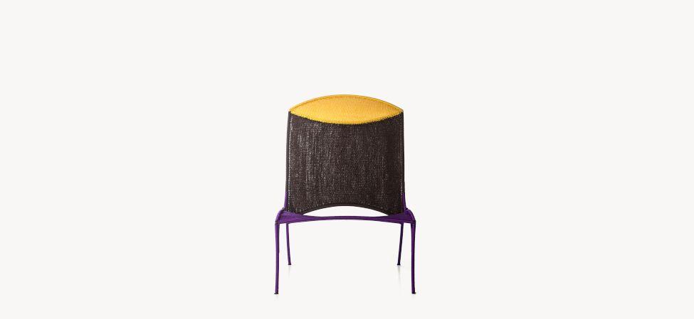 Arco Chair B by Moroso
