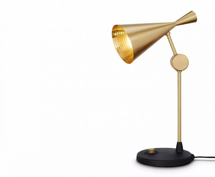 Beat Table Lamp by Tom Dixon