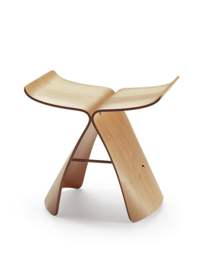 Butterfly Stool by Vitra