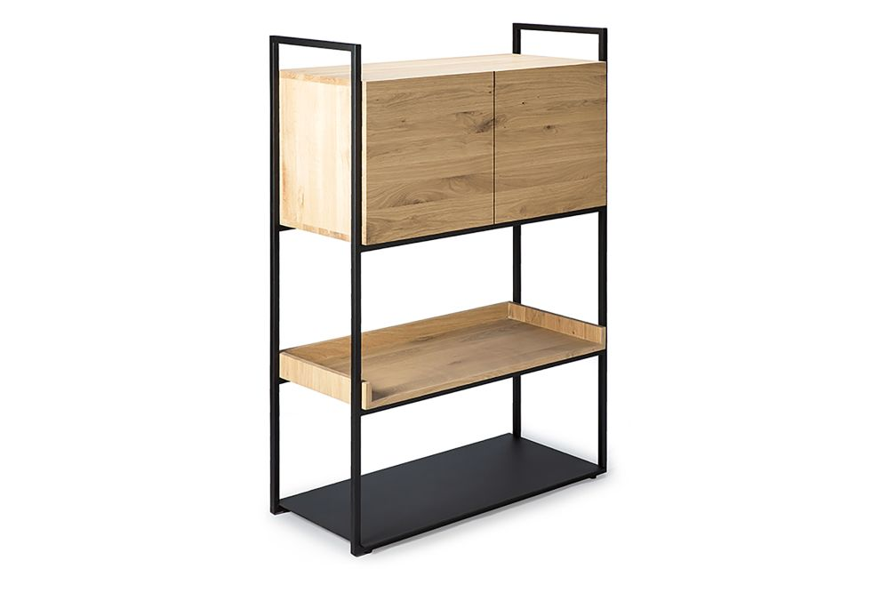 Cell Unit Storage Cupboard with 2 Doors by Ethnicraft