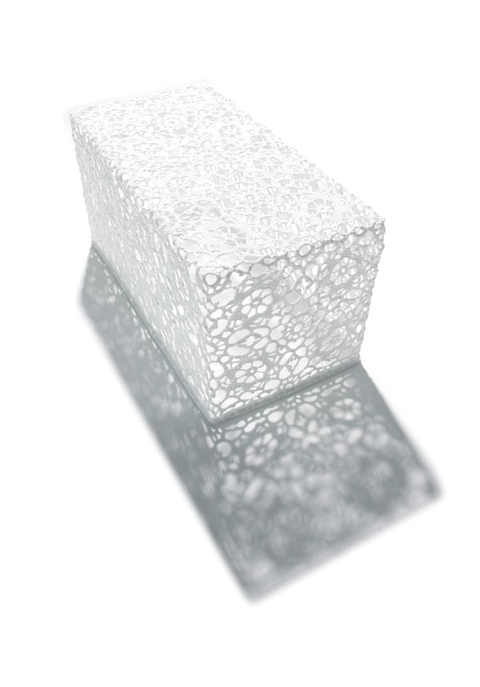 Crochet Side Table - Rectangular by moooi