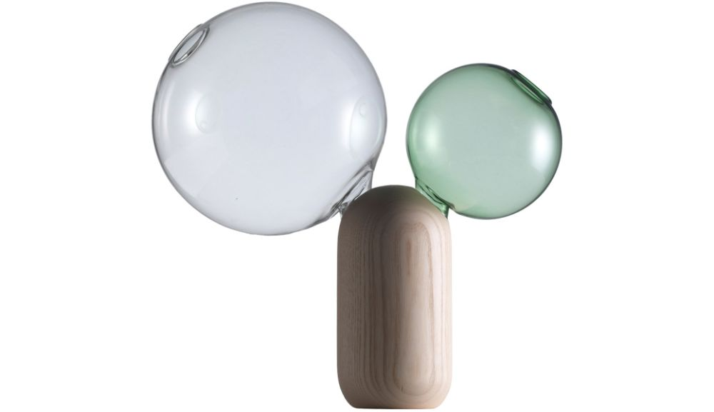 Crystal Ball Vase by Cappellini