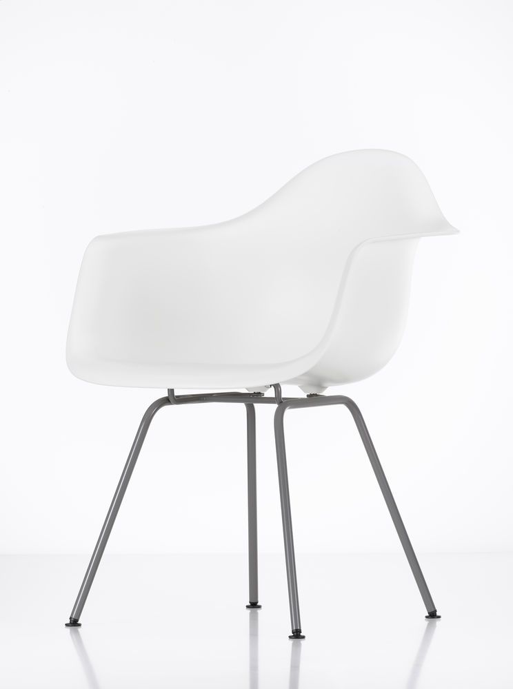 DAX (new height), Without Upholstery by Vitra