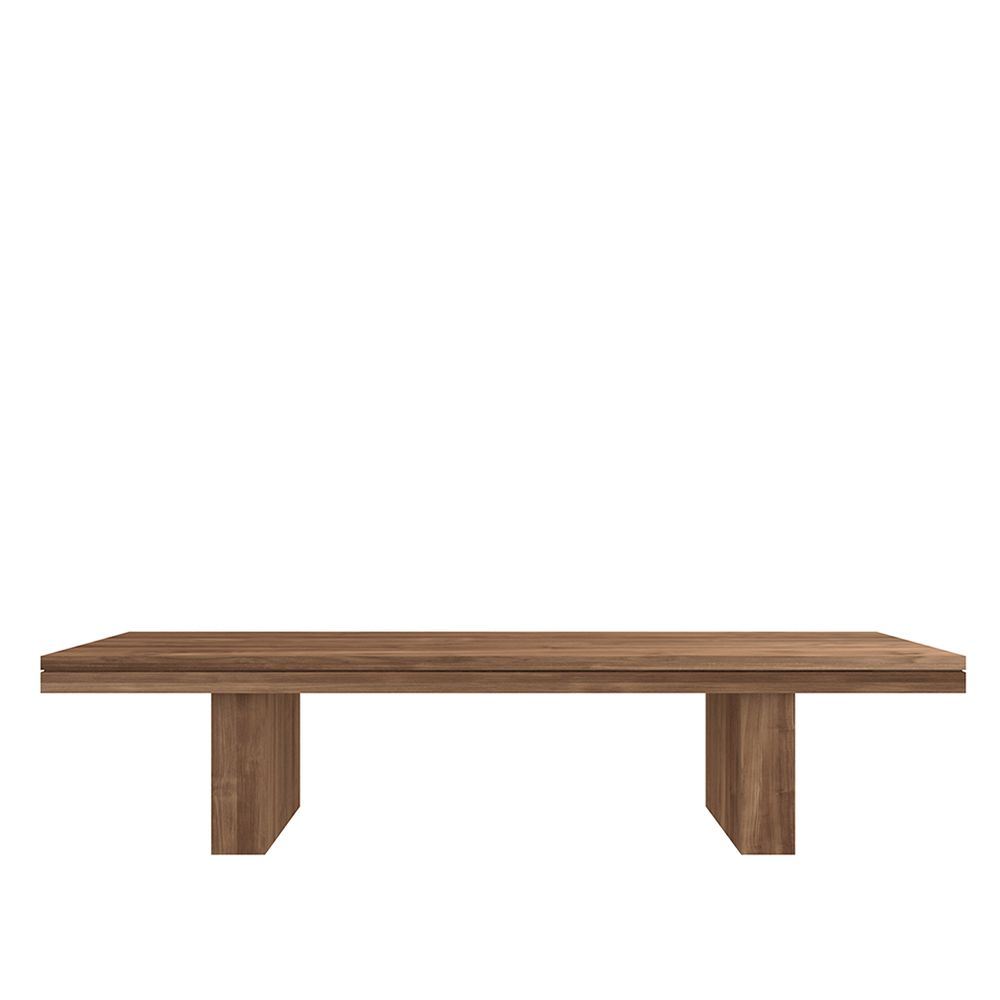 Double Bench by Ethnicraft