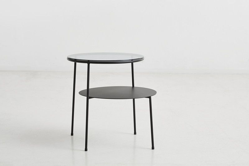 Duo Side Table by WOUD