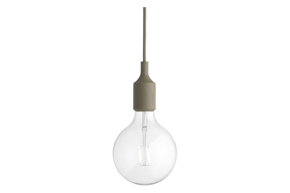 E27 Pendant Light - Set of 4 by Muuto