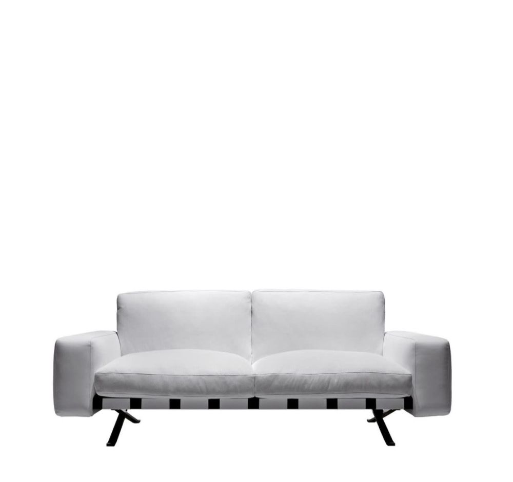 Fenix 2 - Two-Seater Sofa by Driade