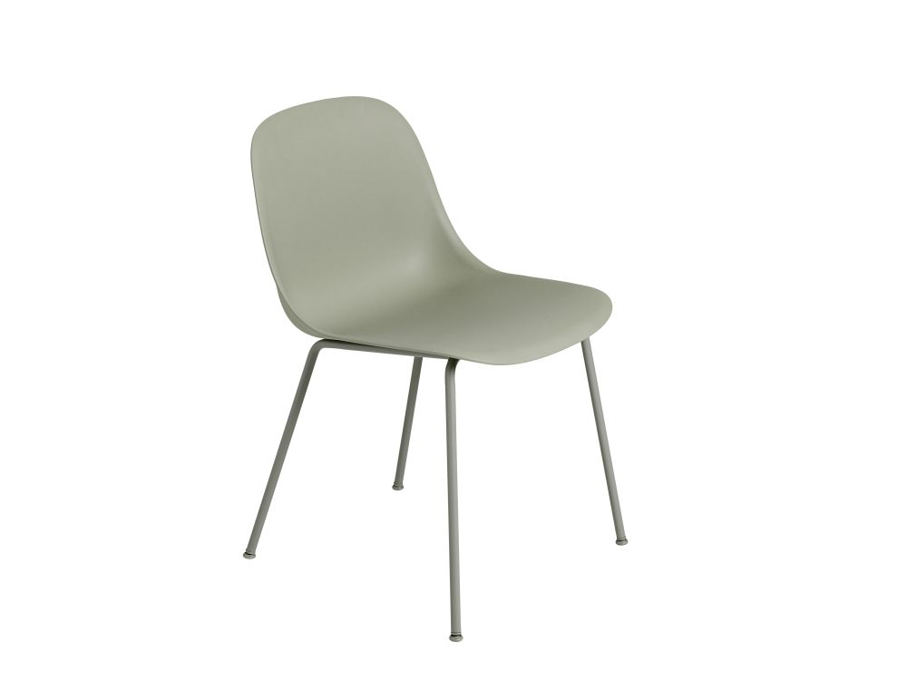 Fiber Side Chair Tube Base by Muuto
