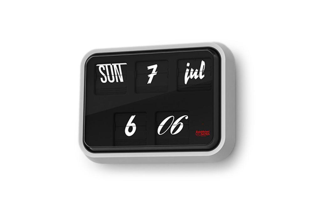 Font Clock G225 - Set of 2 by Established & Sons