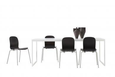 Fronzoni '64 Rectangular Table by Cappellini