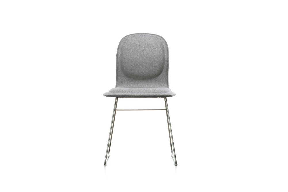 Hi pad Dining Chair by Cappellini