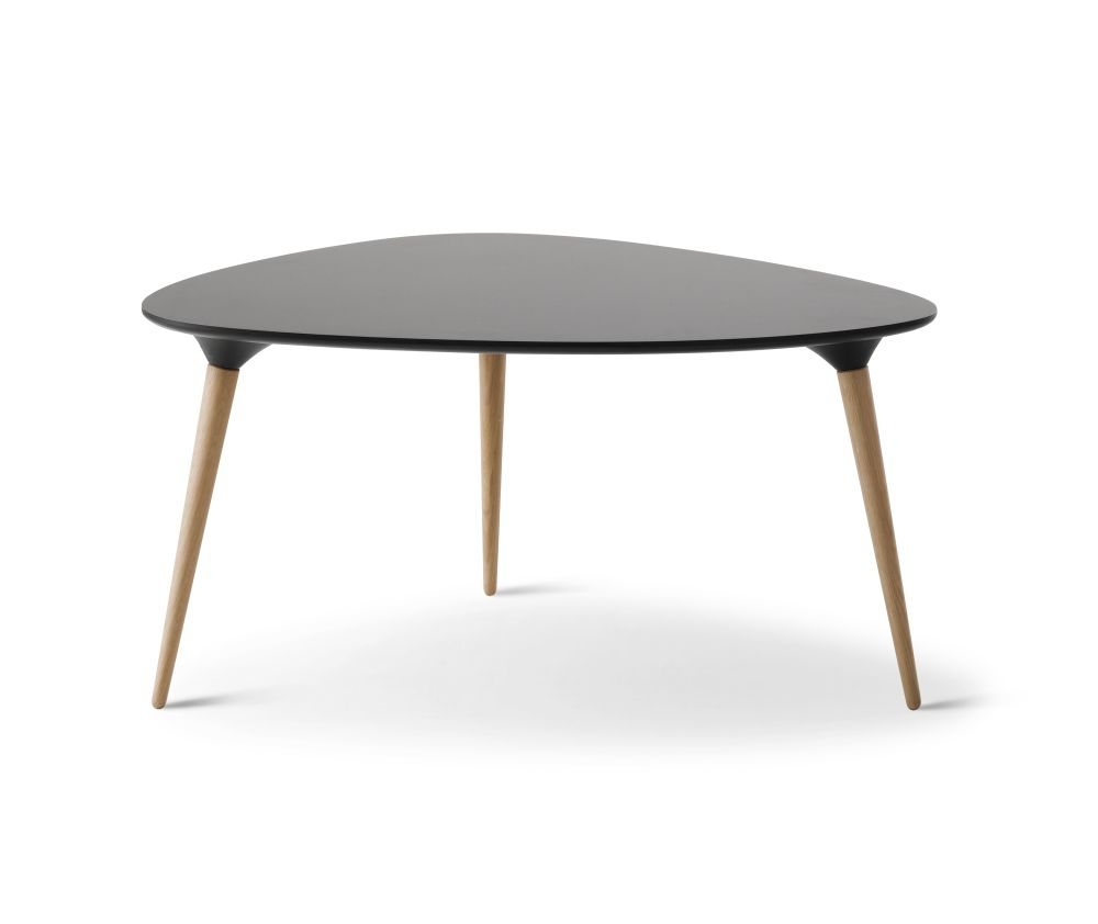 Icicle - Triangular Coffee Table by Fredericia