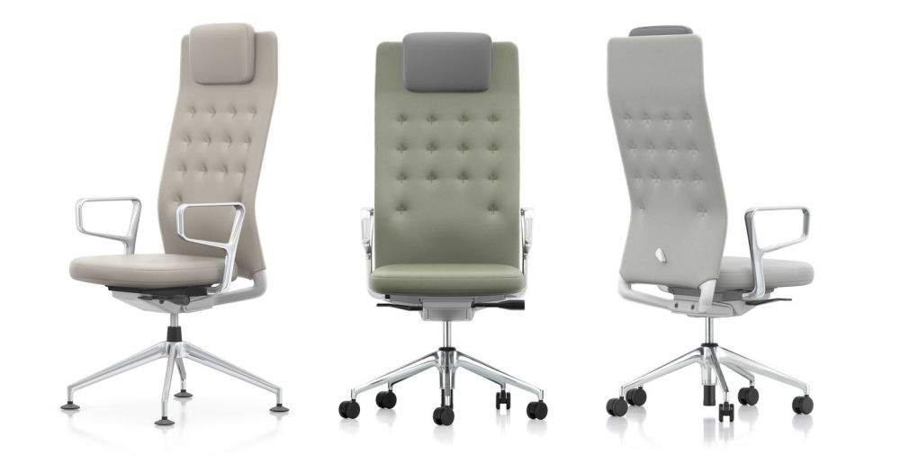 ID Trim L, with Lumbar Support by Vitra