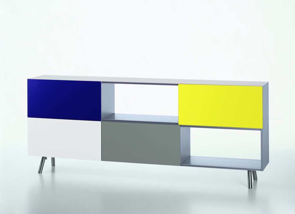 Kast 2 Height Unit by Vitra