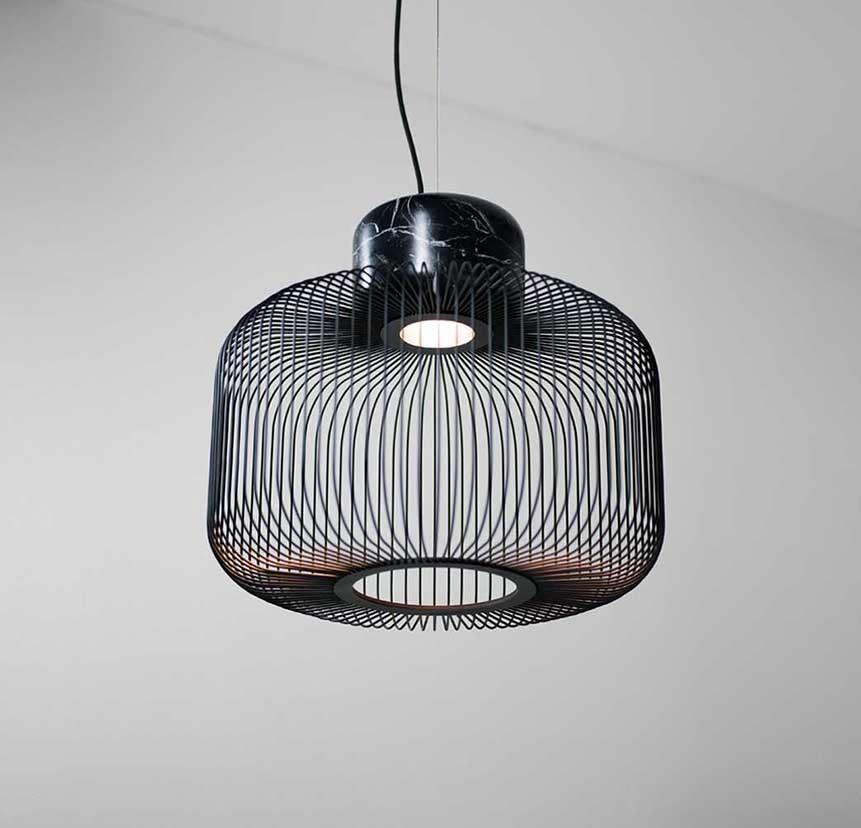 Keshi Pendant Light by B.LUX