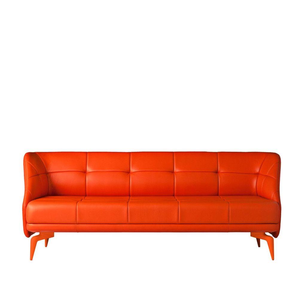 Leeon Three-Seater Sofa by Driade