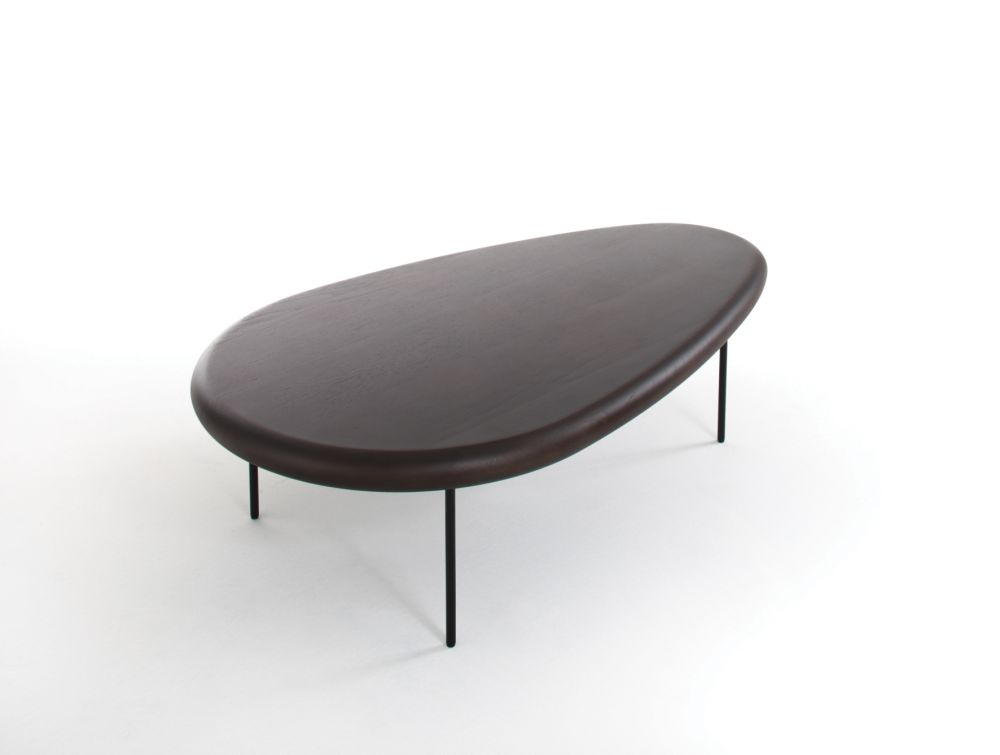 Lily Coffee Table With Swivel Tray by Casamania
