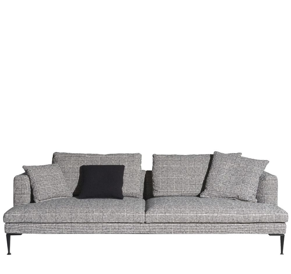 Lirico Four-Seater Sofa by Driade