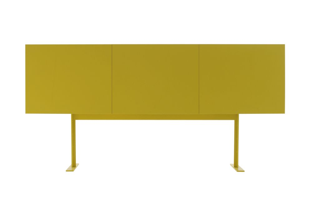 Luxor Wide Cabinet by Cappellini