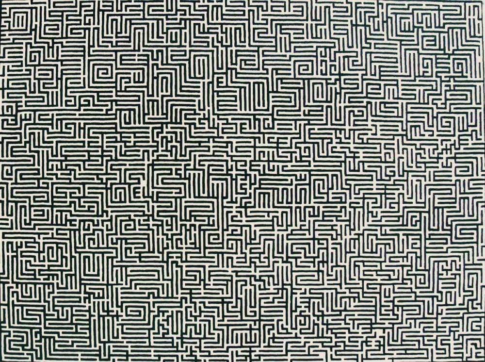 Mino Rectangular Carpet by Cappellini