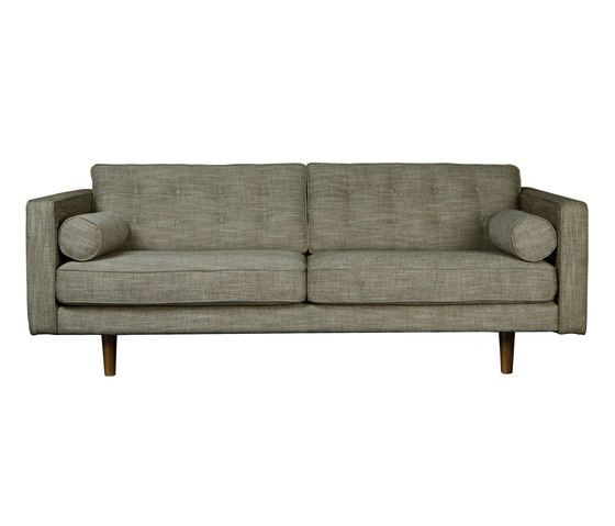 N101 3 Seater Sofa by Ethnicraft