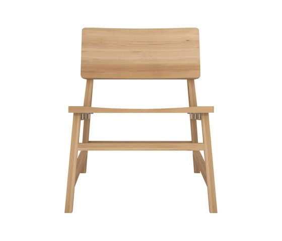 N2 Lounge Chair by Ethnicraft